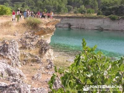 Lagunas de Ruidera; la pedriza madrid
